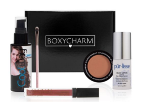 November 2015 Boxycharm -- Entire Box