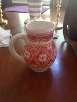Lesouk  red mug