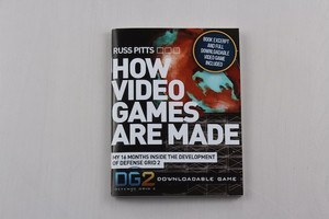 """""""How Video Games Are Made"""" Book & Downloadable Game"""