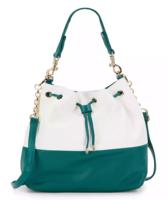 Deux Lux Mod Bucket Hobo Bag