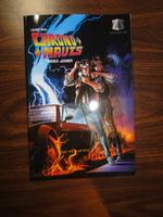 The ChronoNauts Comic Book Zbox Exclusive