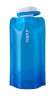 0.5L Blue Vapur Shades Foldable Water Bottle