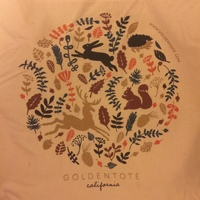 Golden Tote (Just the Tote)