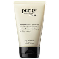 philosophy - Purity Made Simple deep-clean mask - Full size
