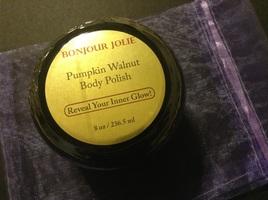 Pumpkin Walnut Body Polish