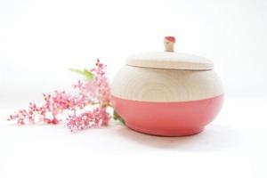 Mini Treasure Pot, Wind and Willow
