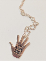 """Lost Necklace """"Not Penny's Boat"""""""