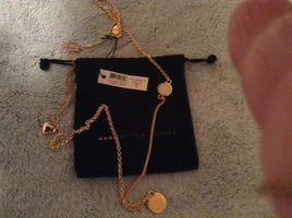 Marc by Marc Jacobs long necklace