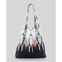 Cynthia Vincent Shopper Bag in Watercolor Print