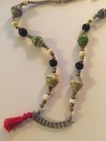 Handmade Fair Trade Necklace