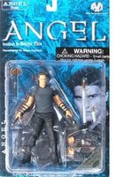 Angel vampire face action figure