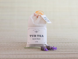 Lavender Slumber Tub Tea by CeeCee & Bee
