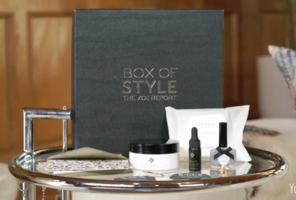 Entire Rachel Zoe Box of Style Winter 2015 Box