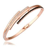 """Elise """"Dignified"""" Rose Gold Bracelet"""
