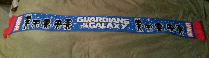 Guardians of the Galaxy Groot Scarf