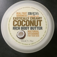 NSPA Exotically Creamy Coconut Rich Body Butter
