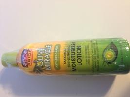 African Pride Olive Miracle anti breakage formula moisturizer lotion