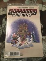 Guardians Of Infinity Comic #1