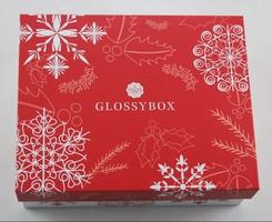 December 2015 Glossybox box (just box)