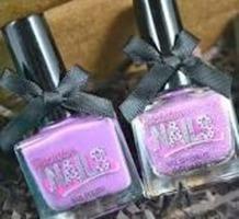 Rock Star Nails - Purple Nail Sprinkles