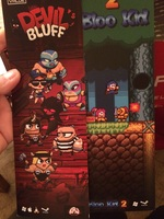 Devil's Bluff + Bloo Kid 2 downloadable games