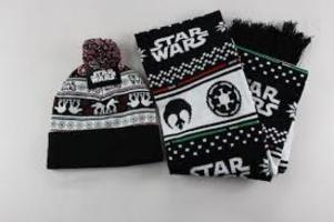 Jaquard Star Wars Scarf Loot Crate LE