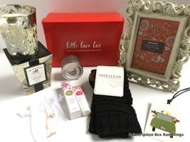 Little Lace Box - Entire December 2015 Box!