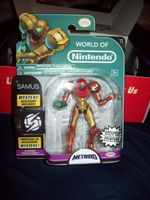EXCLUSIVE Nintendo's Metallic Samus from Metroid