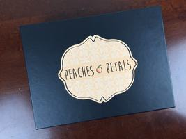 Peaches & Petals Box - just the box