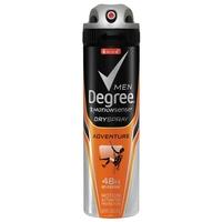 Degree Men Motion Sense Adventure Dry Spray 48H Antiperspirant