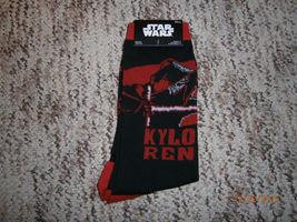 Loot Crate Exclusive Star Wars KYLO REN Men's Crew Socks