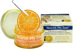 Fran Wilson Nourish My Eyes - Orange Eye Pads
