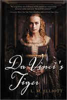 Hardcover Da Vinci's Tiger