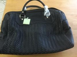 Black Weekender Bag