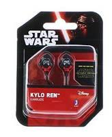 Star Wars: the Force Awakens - Kylo Ren Earbuds