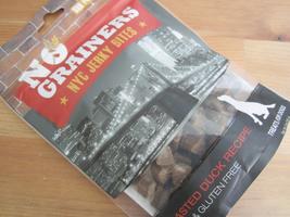 No Grainers NYC Jerky Treats