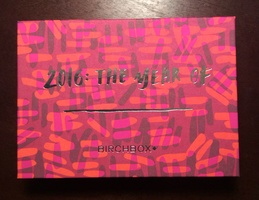 January  Birchbox - Box Only