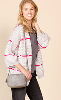 Autumn Harvest Cardigan - Grey