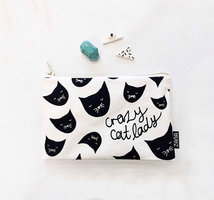 Crazy Cat Lady Pouch