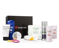 Target Beauty Box -Renewal 2015