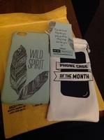 Wild Spirit iPhone 6S+ phone case