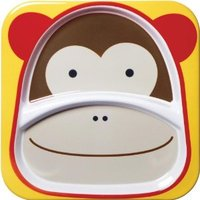 Skip Hop Monkey Plate