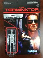 ReAction Figures The Terminator T800 Endoskeleton