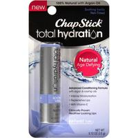 ChapStick Total Hydration 100% Natural Soothing Vanilla