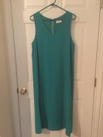 Green Everly Dress