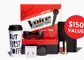 Voice Limited Edition Box