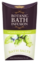 Pure Botanica Bath Infusion salts Moments in Mint