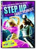 Step Up Revolution Dance Workout- DVD