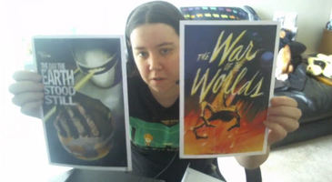 Loot Crate Invasion of the Mini Prints - War of the Worlds & The Day the Earth Stood Still