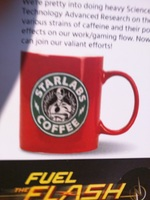 Star labs coffee mug